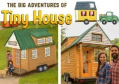 tiny house children's book