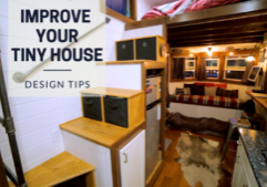tiny house design tips