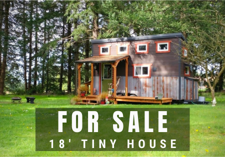 tiny house for sale oregon