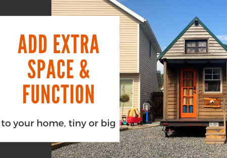 tiny house ideas_extra space