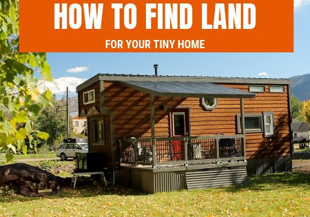 tiny house land