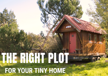 tiny house land_parking