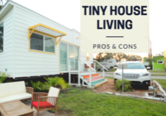 tiny house living pros cons