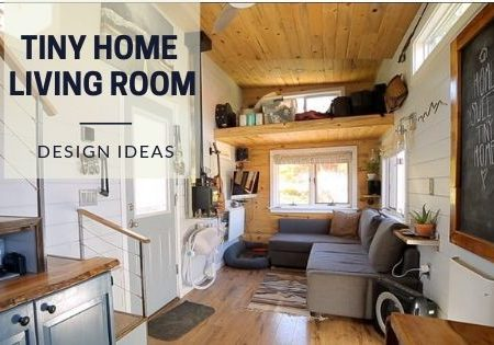 tiny house living room ideas