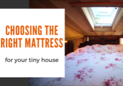 tiny house mattress