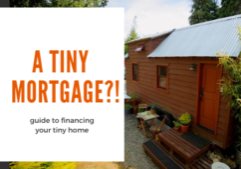 tiny house mortgage