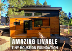 tiny house on foundation_pocket neighborhood