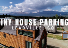 tiny house parking_leadville_colorado