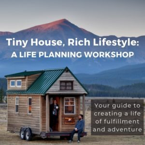 tiny house planning workshop