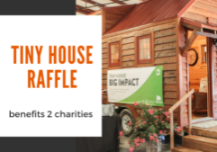 tiny house raffle