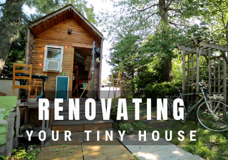 tiny house remodel