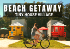 tiny house rentals_beach getaway