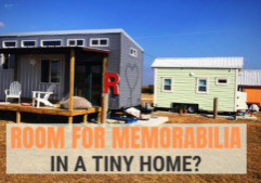 tiny house storage_Memorabilia