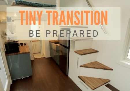 tiny house transition