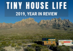tiny house year in review