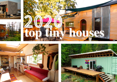 top tiny houses of 2020